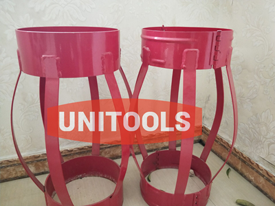 Welded-Hinged bow spring centralizer