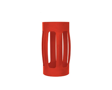 Bow-spring casing centralizer