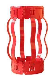 Hinged Non-Welded Semi-Rigid Bow Centralizer
